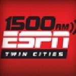 Logo da emissora KSTP 1500 AM ESPN