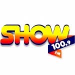 Logo da emissora Rádio Show 100.9 FM