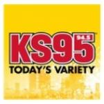 Logo da emissora KSTP 94.5 FM