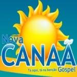 Logo da emissora Rádio Nova Canaã Gospel