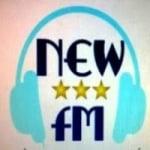 Logo da emissora Rádio New FM