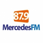 Logo da emissora Rádio Mercedes 87.9 FM