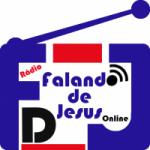 Logo da emissora Rádio Falando de Jesus Online