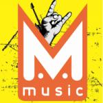 Logo da emissora M Music Rádio