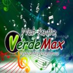 Logo da emissora Rádio Verde Max