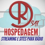 Logo da emissora Rd Sat Hospedagem Hd