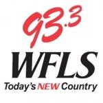 Logo da emissora WFLS 93.3 FM