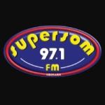 Logo da emissora Rádio Supersom 89.5 FM