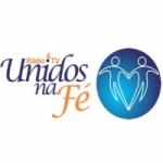 Logo da emissora Rádio Unidos na Fé