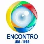 Logo da emissora Rede Encontro 1190 AM