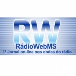 Logo da emissora Rádio Web MS