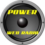 Logo da emissora Power Web Radio