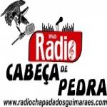Logo da emissora Rádio Cabeça de Pedra