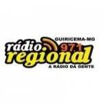 Logo da emissora Rádio Regional 97.1 FM