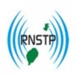 Logo da emissora Radio Nacional de São Tomé e Príncipe