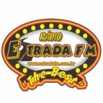 Logo da emissora Rádio Estrada