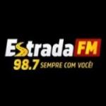 Logo da emissora Rádio Estrada 98.7 FM