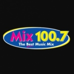 Logo da emissora WFNR 100.7 FM