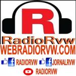 Logo da emissora Rádio Rvw