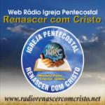Logo da emissora Rádio Renascer Com Cristo