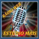 Logo da emissora Rádio Web Estúdio Mais