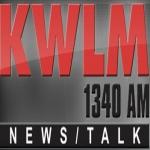 Logo da emissora KWLM 1340 AM