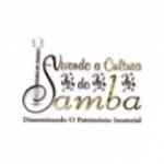 Logo da emissora Vivendo a Cultura do Samba
