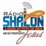 Logo da emissora Rádio Shallon FM RJ