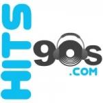 Logo da emissora Hits 90s