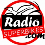 Logo da emissora Rádio Superbikes