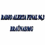 Logo da emissora Rádio Alerta Final