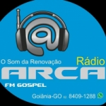Logo da emissora Arca FM- GO