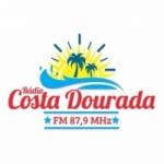 Logo da emissora Rádio Costa Dourada 87.9 FM