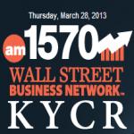 Logo da emissora KYCR 1570 AM