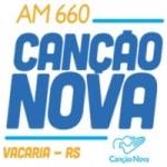 Logo da emissora Rádio Canção Nova 660 AM