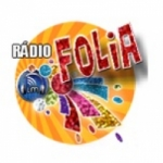 Logo da emissora Rádio Folia