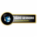 Logo da emissora Rádio Gesseiro