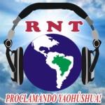 Logo da emissora Rádio Nova Terra