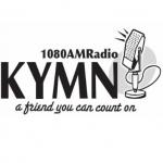 Logo da emissora KYMN 1080 AM
