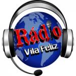 Logo da emissora Rádio Vila Feliz