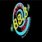 Logo da emissora Rádio Nova Onda 88.3 FM