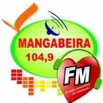 Logo da emissora Rádio Mangabeira 104.9 FM