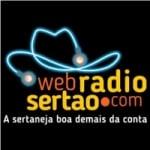 Logo da emissora Web Rádio Sertão