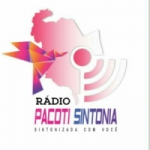 Logo da emissora Rádio Pacoti Sintonia