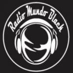 Logo da emissora Rádio Mundo Black