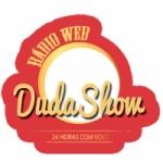 Logo da emissora Rádio Duda Show