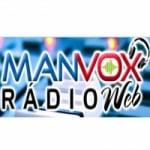 Logo da emissora MANVOX