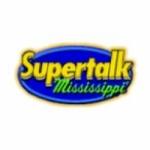 Logo da emissora WFMN SuperTalk 97.3 FM