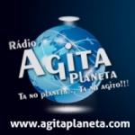 Logo da emissora Rádio Agita Planeta