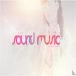 Logo da emissora Rádio Sound Music